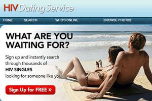HIV Dating Service