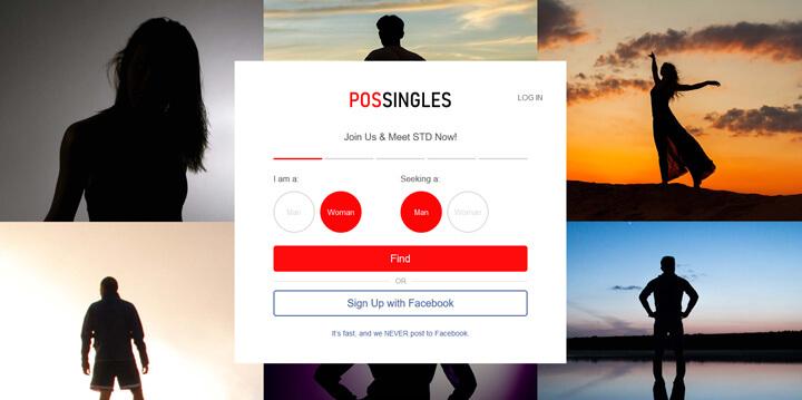 Pos Singles printscreen homepage